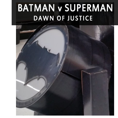 Batman v Superman Dawn of Justice Hits Retail